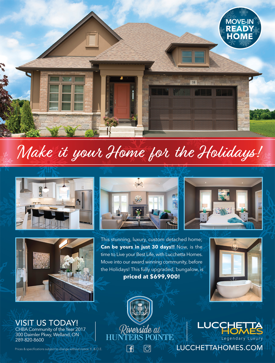 Make it your home for the Holidays!
